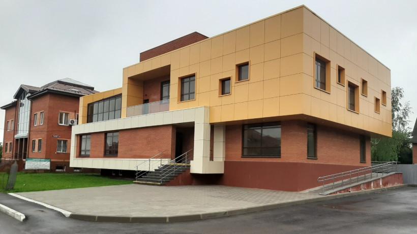 Строительство второй очереди медцентра в Кашире проверил Главгосстройнадзор региона