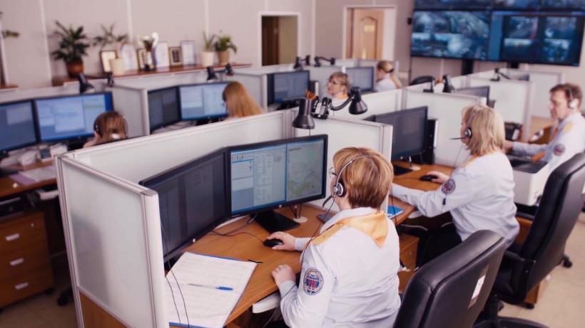 Свыше 210 тыс. вызовов поступило операторам системы-112 в Подмосковье за неделю
