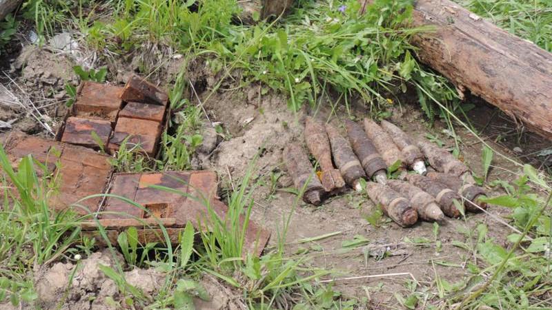 Свыше 230 боеприпасов обезвредили в Подмосковье с начала года