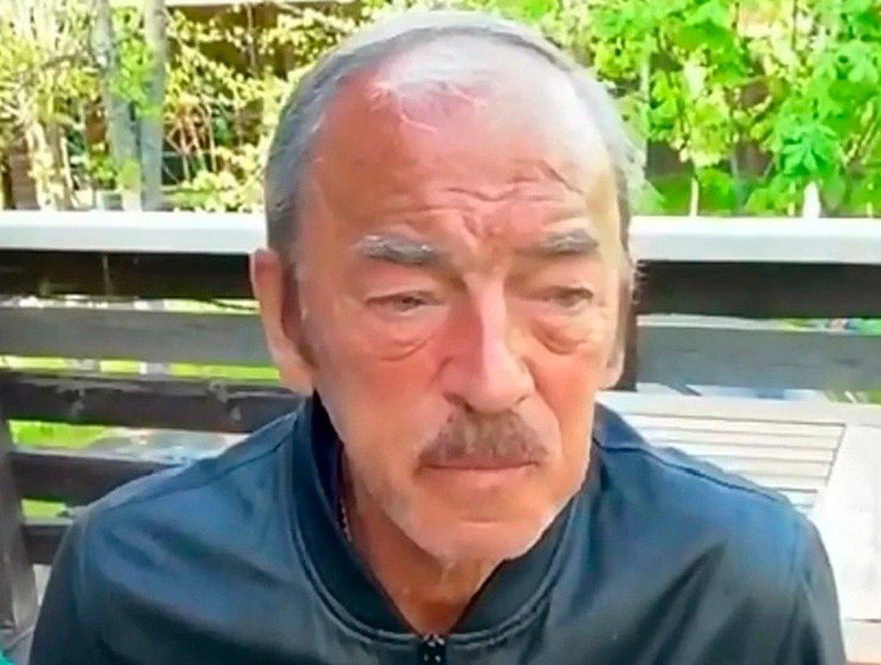 Сын Боярского объяснил его изможденный вид, перепугавший всех