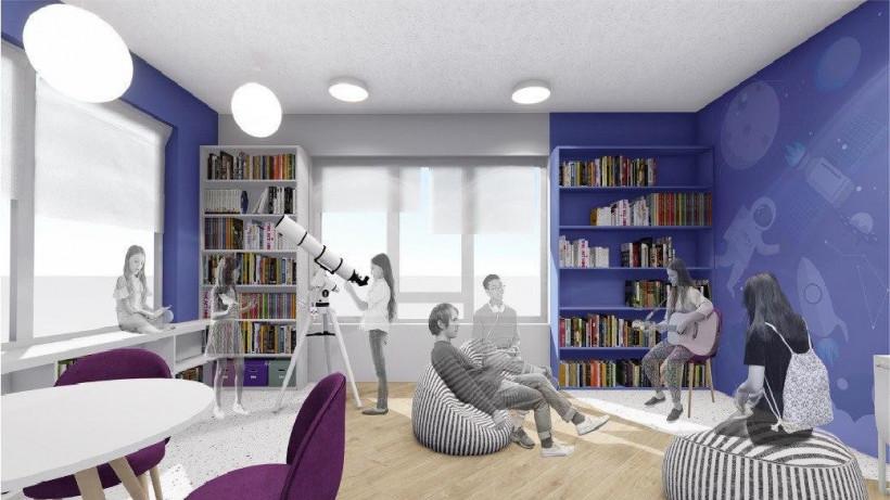Три модельные библиотеки откроются в Подмосковье к новому учебному году