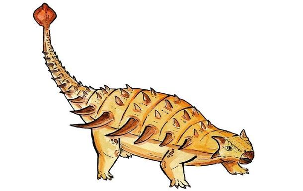 """Ученые выяснили, что динозавры умели """"остужать"""" мозг"""