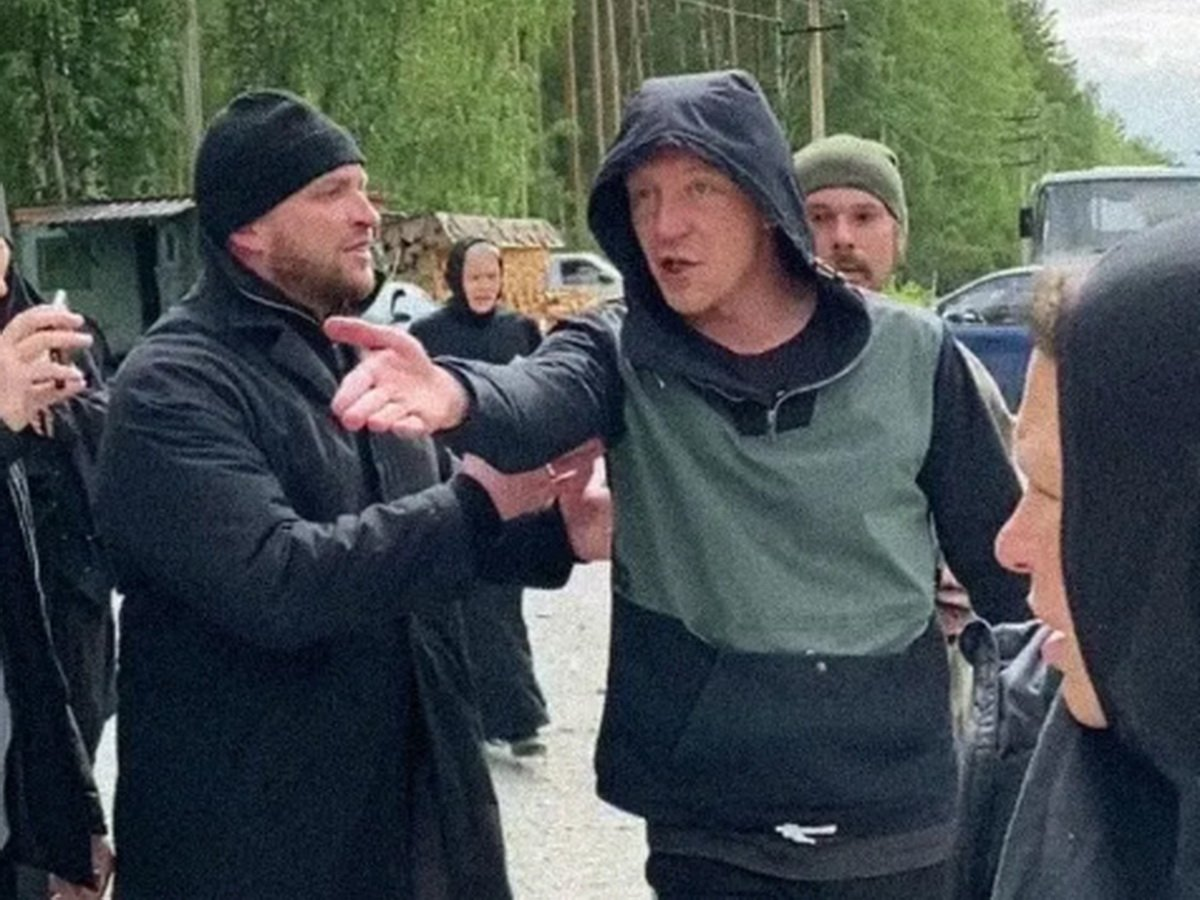 """""""Ужас и ад"""": на Собчак напали в монастыре схиигумена Сергия"""