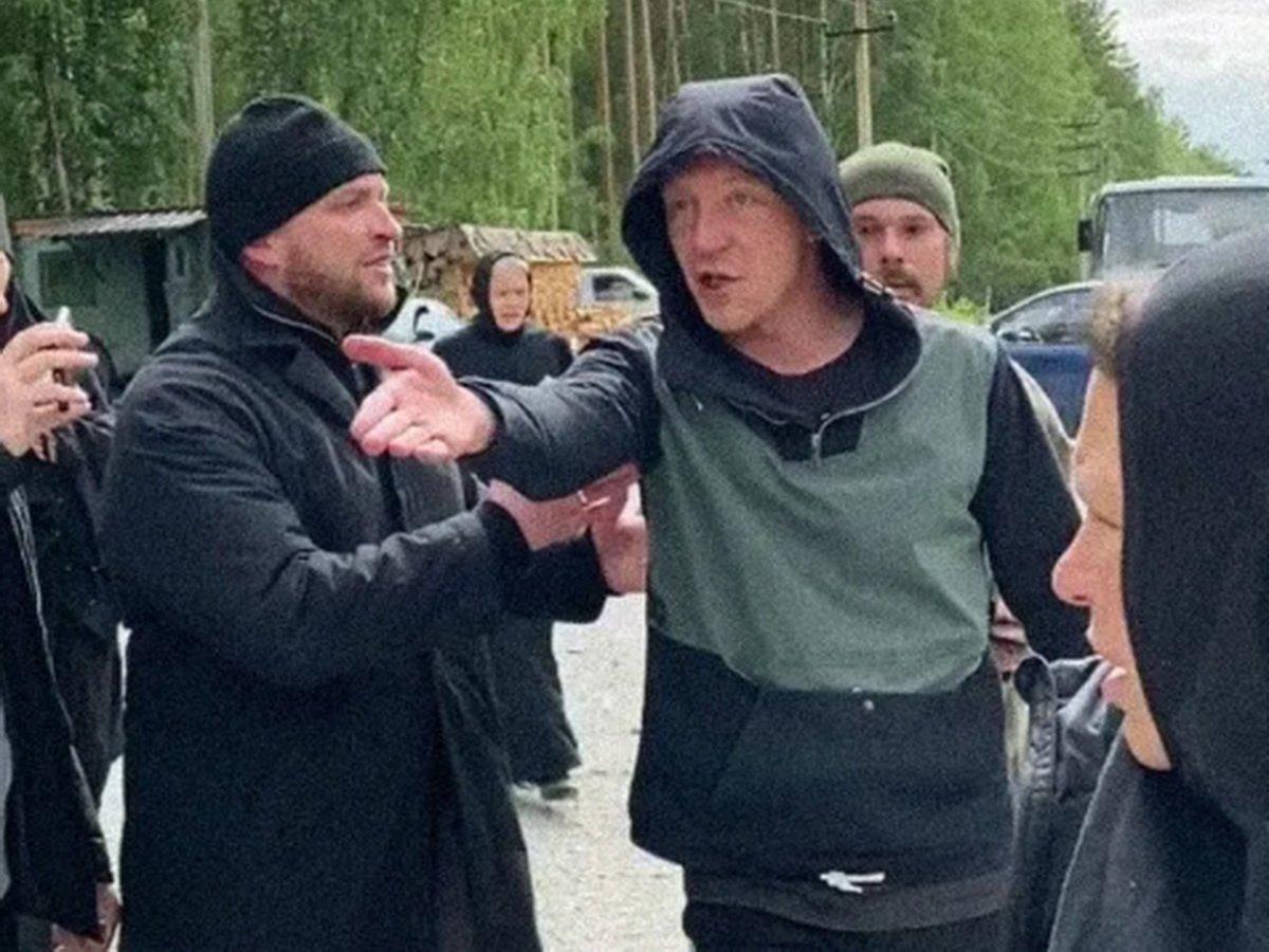 Собчак избили под Екатеринбургом