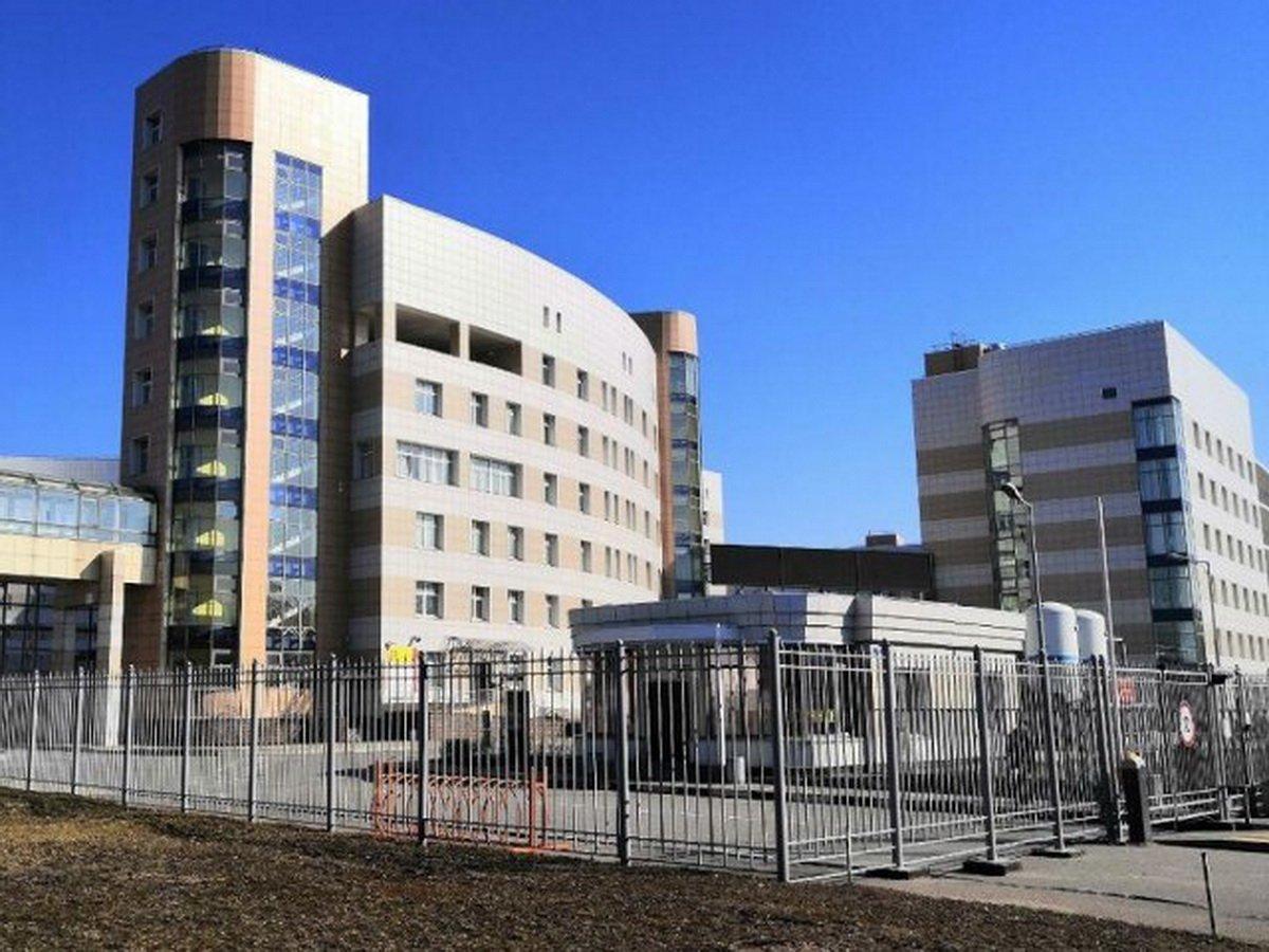 В Боткинской больнице в Петербурге на пожаре погиб пациент