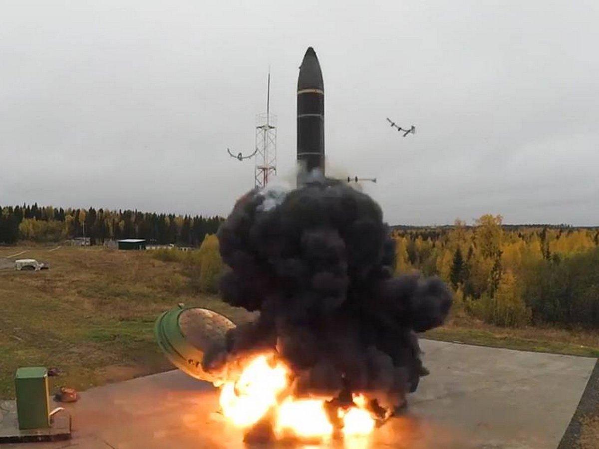 В России назвали четыре случая применения ядерного оружия