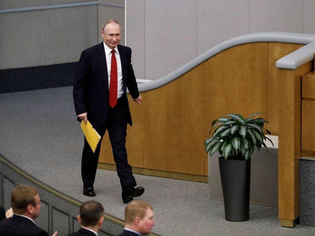 В Совете Федерации объяснили, что даст России «обнуление» сроков Путина