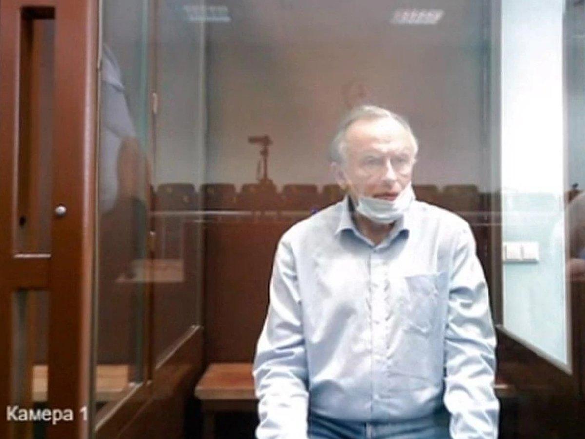 В суде озвучили как доцент-расчленитель Соколов расправился с Анастасией Ещенко