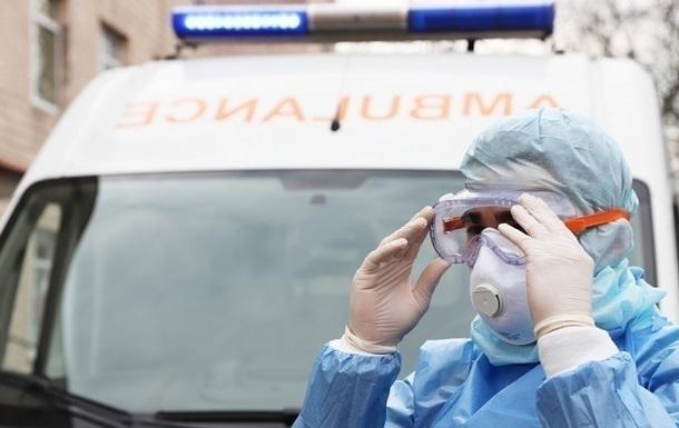 В Украине снова снизилось число больных с COVID-19