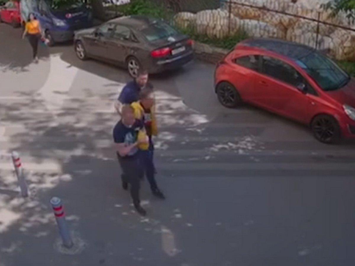 Видео задержания журналиста Ивана Голунова попало в Сеть