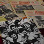 Видеообзор выставки «Эпоха СССР в фотографиях, открытках и предметах. Пионерская атрибутика»