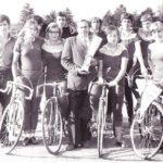 Виртуальная выставка фотографий «Велосипедисты в Ясногорске»