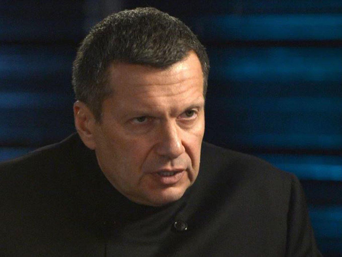«Власовская сволочь»: Соловьев грубо оскорбил Навального