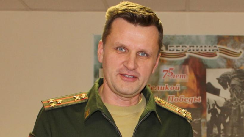 Военный комиссар Подмосковья – о весеннем призыве-2020 и патриотическом воспитании