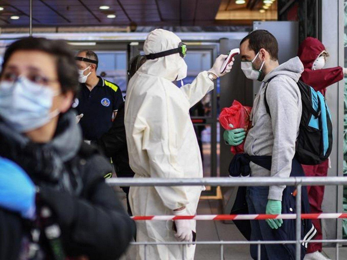 ВОЗ: в Европе зарегистрирована новая вспышка COVID-19