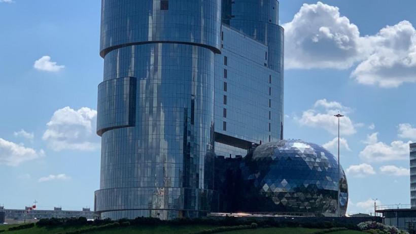Возведение делового центра-долгостроя «Два капитана» в Подмосковье завершено на 88%