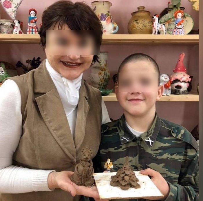 Астраханка убила гантелей 12-летнего сына и замуровала его в бетон