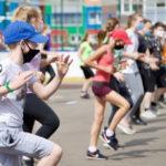 250 человек выполнили испытания ГТО в Люберцах