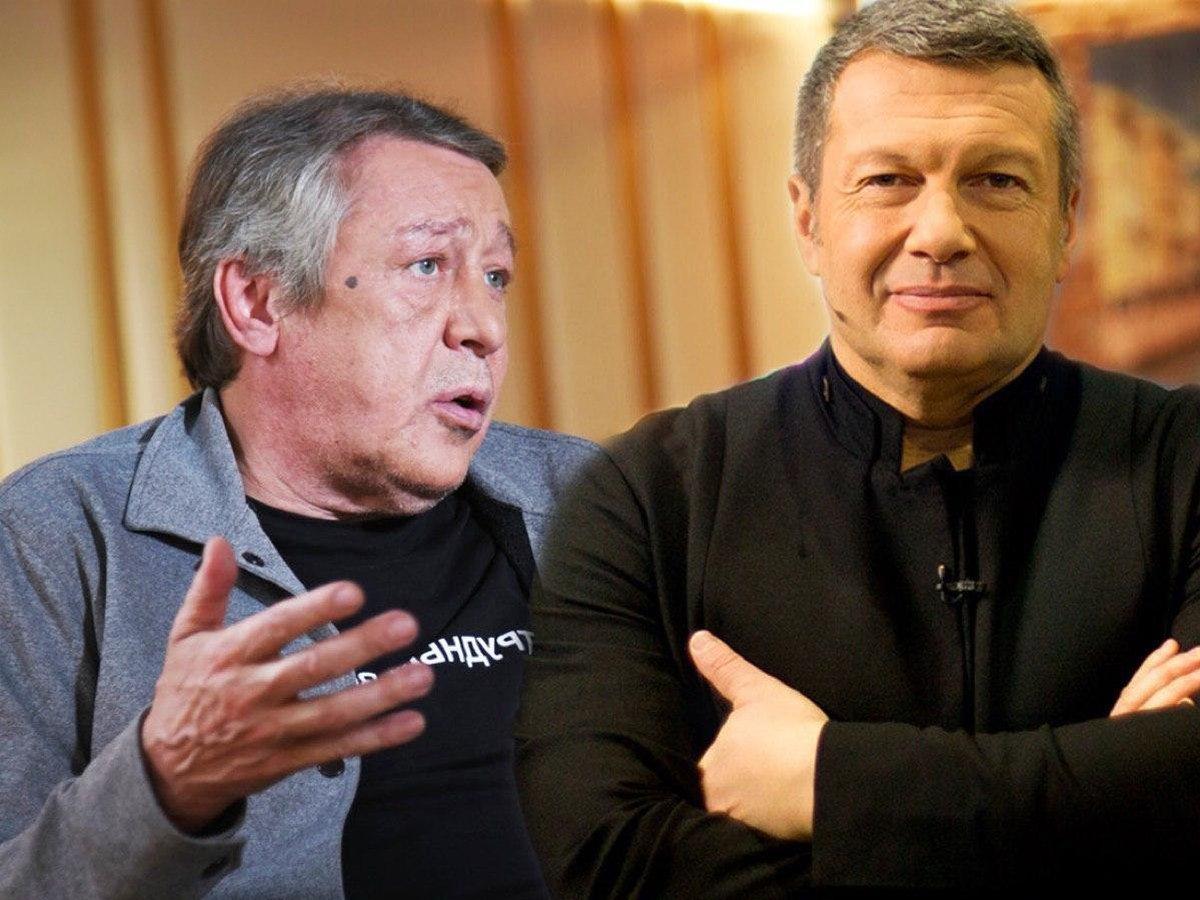 Адвокат Ефремова потребовал привлечь к уголовной ответственности Владимира Соловьева