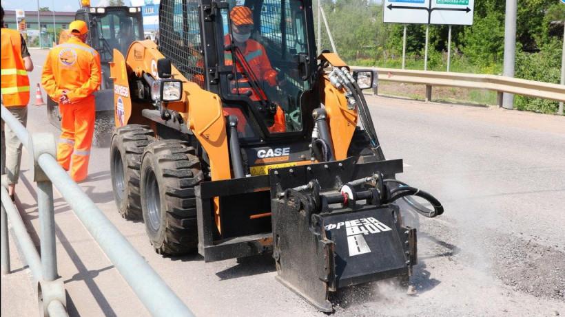 Более 1 тыс. единиц техники работают в рамках содержания региональных дорог Подмосковья