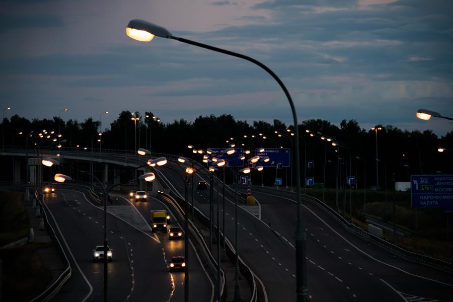 Более 220 нарушений в содержании уличных фонарей устранили в регионе с начала года