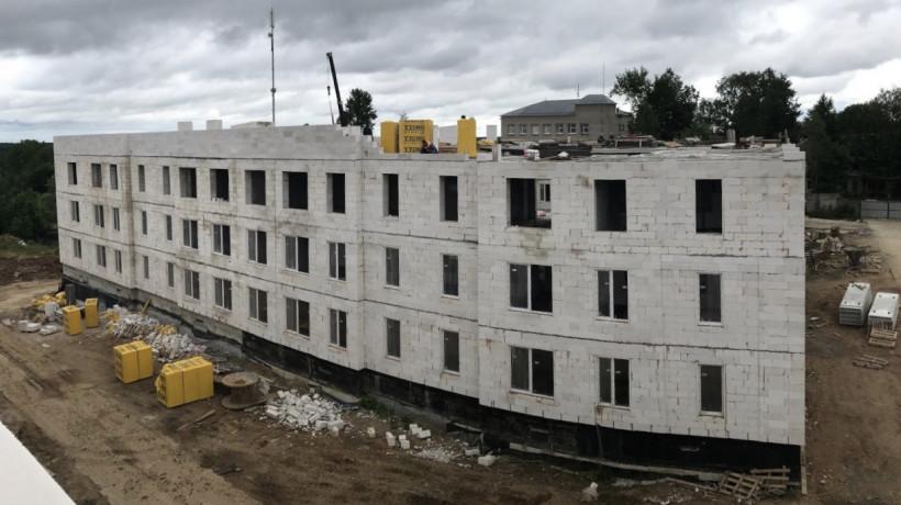 Более 260 человек переедут в новостройку из аварийного жилья в Рузском округе в 2020 году
