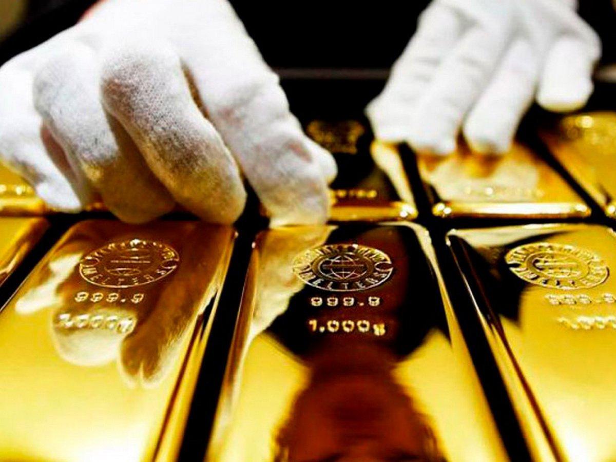 Часть золотого запаса Китая оказалась подделкой