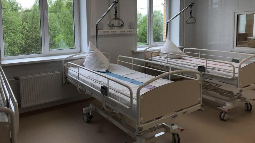 Домодедовские врачи спасли пожилую пациентку с поражением 90% легких