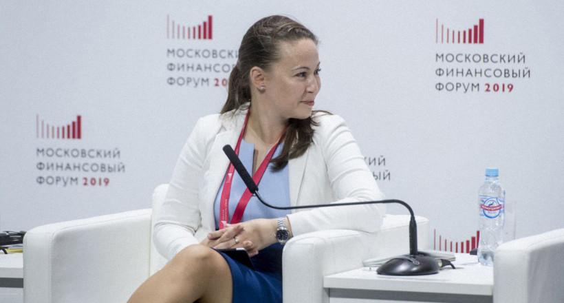 Екатерина Зиновьева стала победителем программы «Эксперт» Национального расчетного депозитария