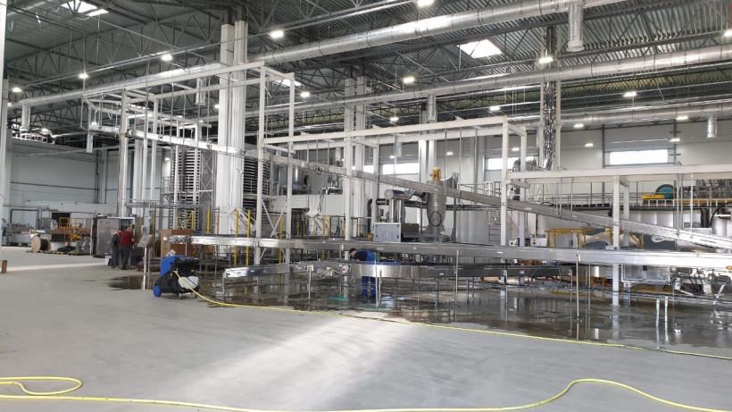 Еще одно производство хлебобулочных изделий запустят в Подмосковье