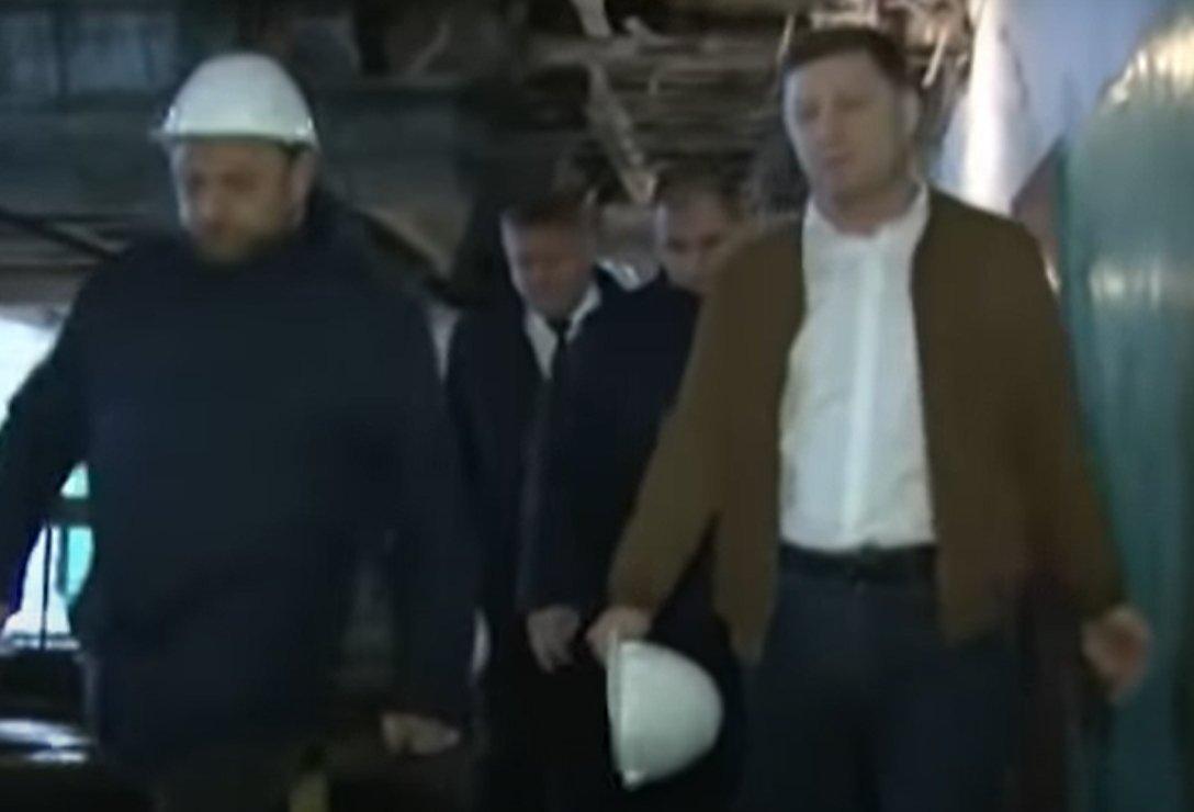 """Фото губернатора Фургала с криминальными авторитетами показали в эфире """"России 24"""""""