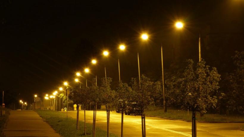 Городское освещение реконструируют в городском округе Солнечногорск
