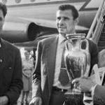 Исполняется 60 лет победе сборной СССР на первом в истории Чемпионате Европы по футболу