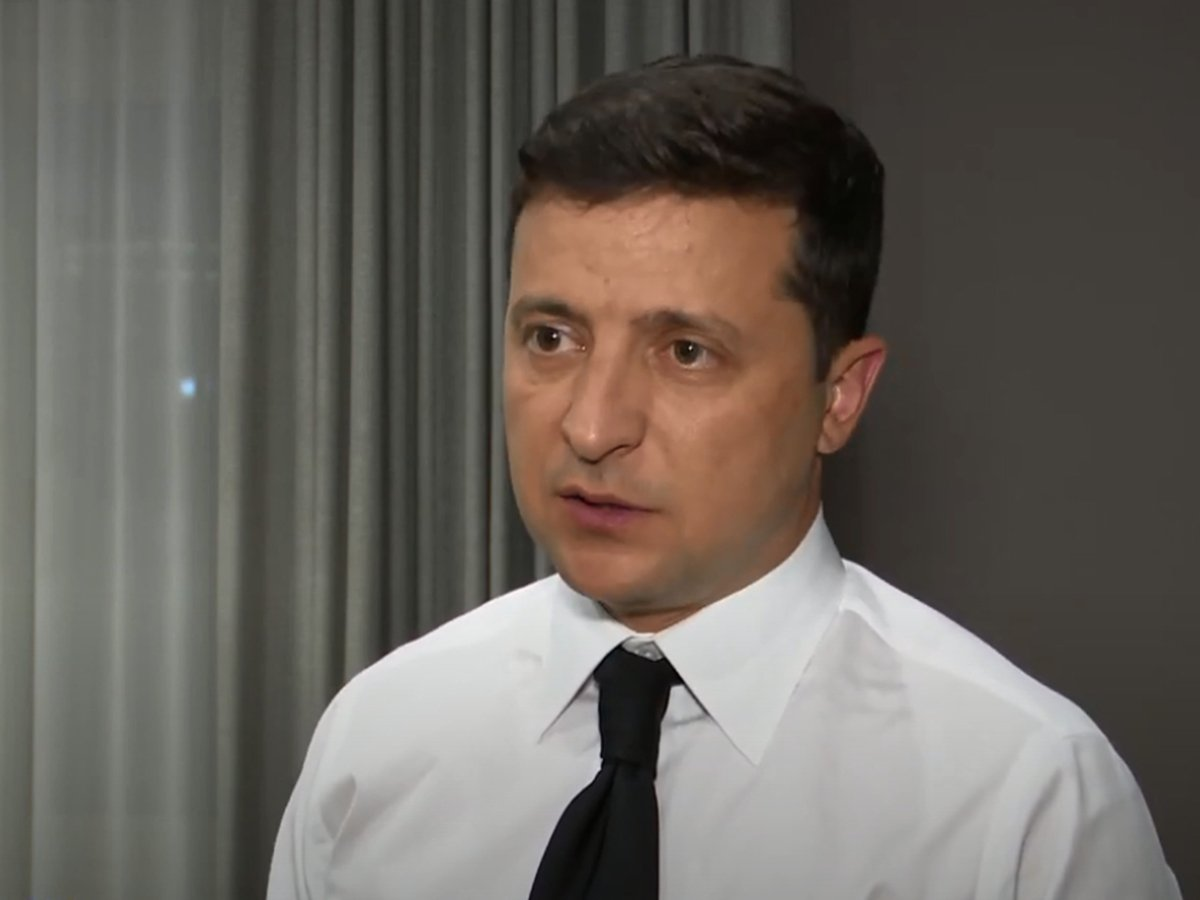 """""""Я с такими принципами живу"""": Зеленский объяснил, почему выполнил требования луцкого террориста"""