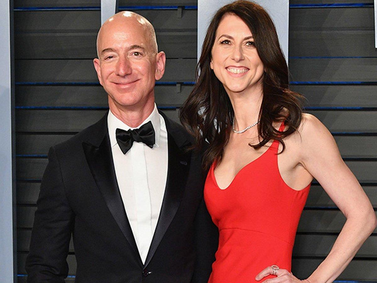 Экс-жена основателя Amazon с $57 млрд стала богатейшей женщиной США