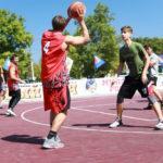 Красногорск примет региональный этап баскетбольных соревнований «Оранжевый мяч»
