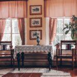 Мемориальная экспозиция дома художников Васнецовых в Рябово