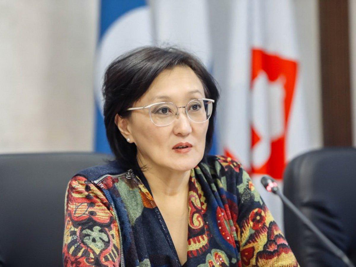 Мэр Якутии проголосовала против поправок в Конституцию