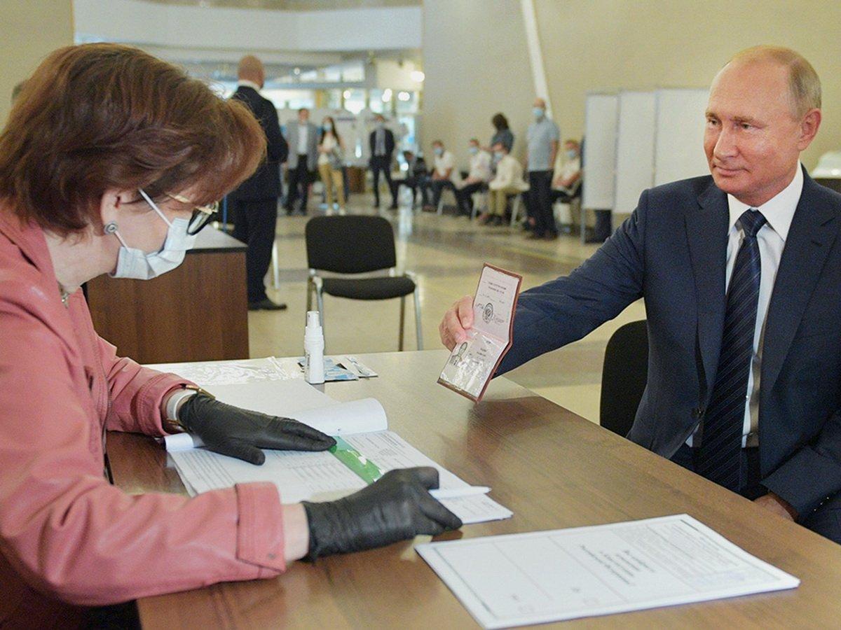 """""""Мог бы и надеть"""": Памфилова отреагировала на Мишустина и Путина без масок на голосовании"""
