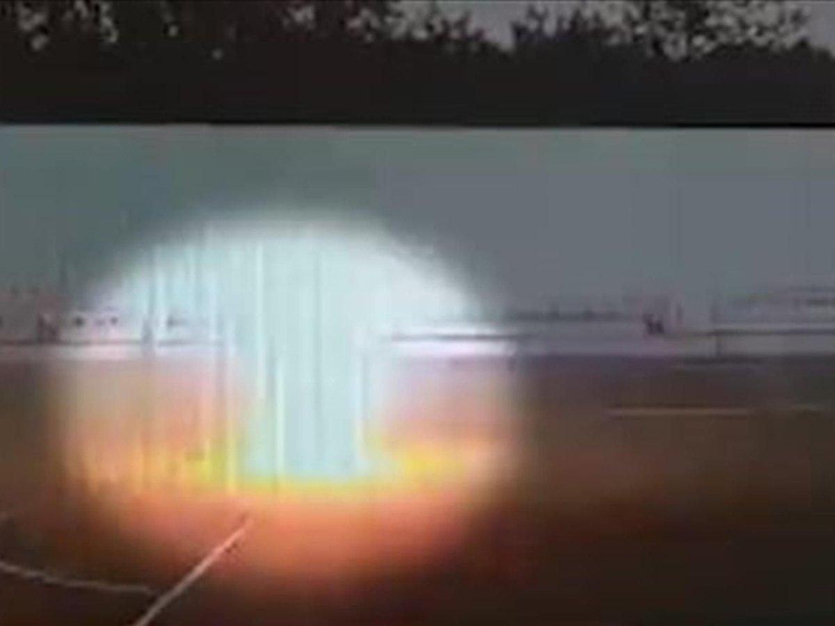 Молния попала в 16-летнего футболиста Ивана Заборовского прямо во время тренировки (ВИДЕО)