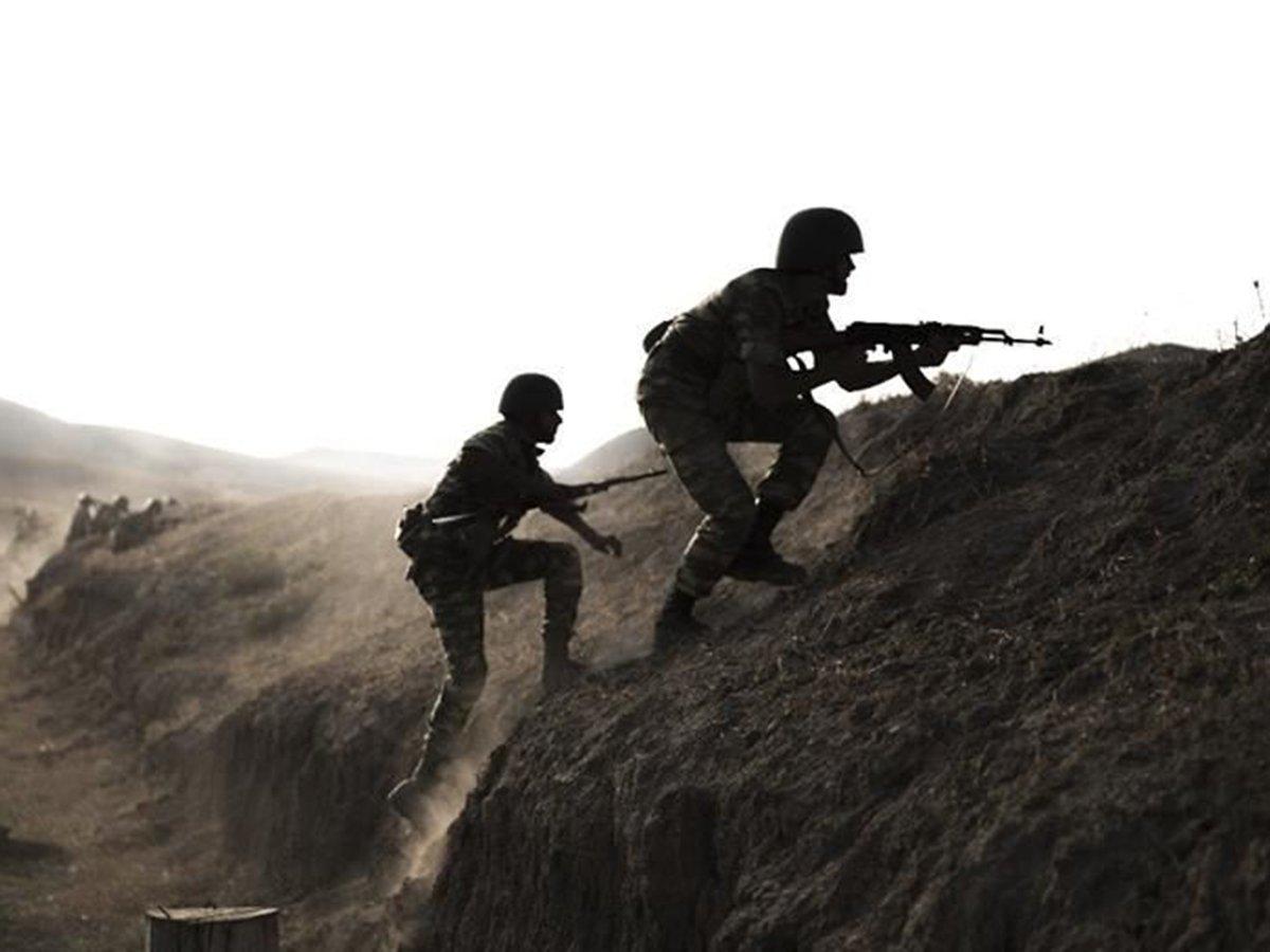 На границе Армении и Азербайджана произошло вооруженное столкновение: есть погибшие