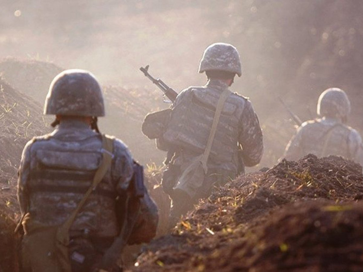 На границе Азербайджана и Армении возобновились столкновения