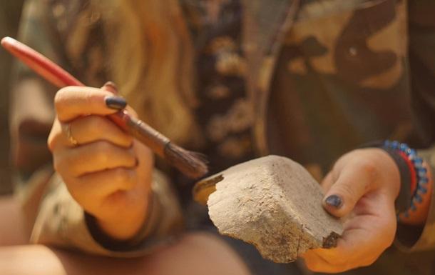 На Мамай-горе археологи нашли древние артефакты
