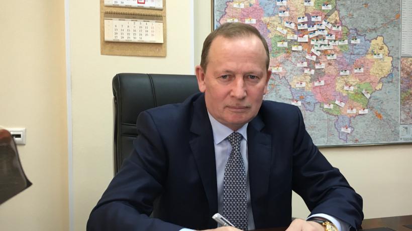 Начальник Главного государственного административно-технического надзора Московской области проведет прием граждан