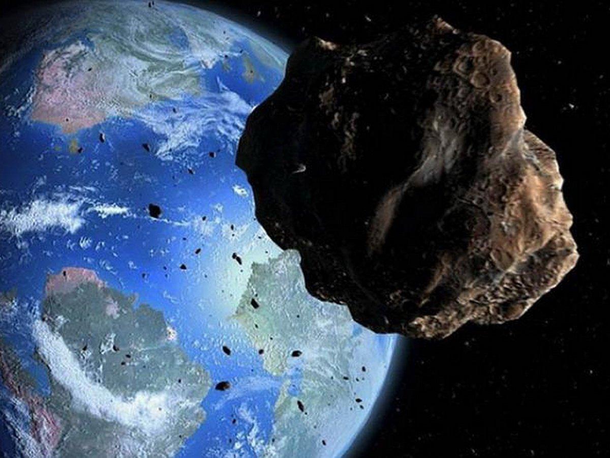 NASA сообщило о приближении к Земле астероида с футбольное поле
