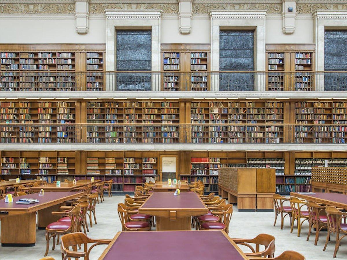 Невероятно красивые библиотеки, в которые влюбятся даже те, кто равнодушен к чтению