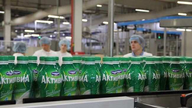 Объем производства йогуртов вырос на 10% в Подмосковье