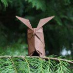 Онлайн-мастер-класс «Книжная закладка в технике оригами «Сова»