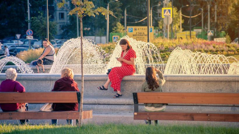 Парк имени Калинина благоустроят в Королеве в этом году