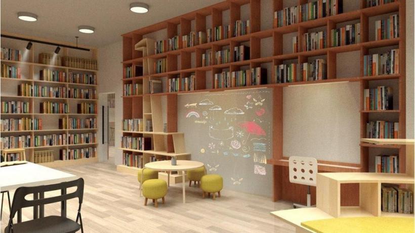 Пять модельных библиотек создадут в Подмосковье до конца года